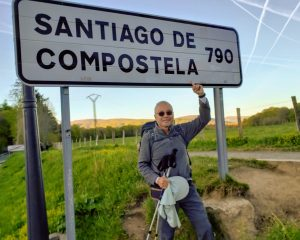 Hyung Sung, o apanhador de mexericas em Santiago de Compostela